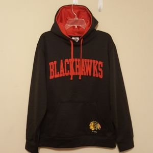 Men's Size M Chicago Blackhawks Hoodie